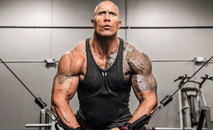 The Rock Rela Diet Ketat dan Latihan Intensif Demi Peran Di 'Hobbs and Shaw'