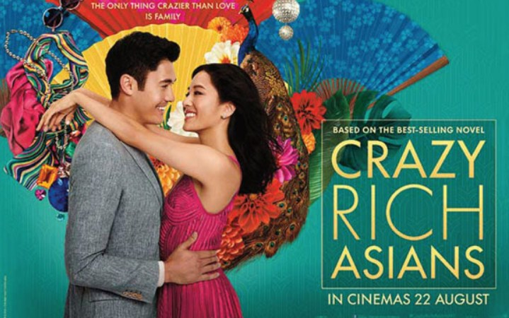 Mencicipi 7 Kuliner Ala Film 'Crazy Rich Asians'