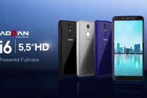 Advan i6, Smartphone Entry Level Dengan Layar FullView Display 18:9